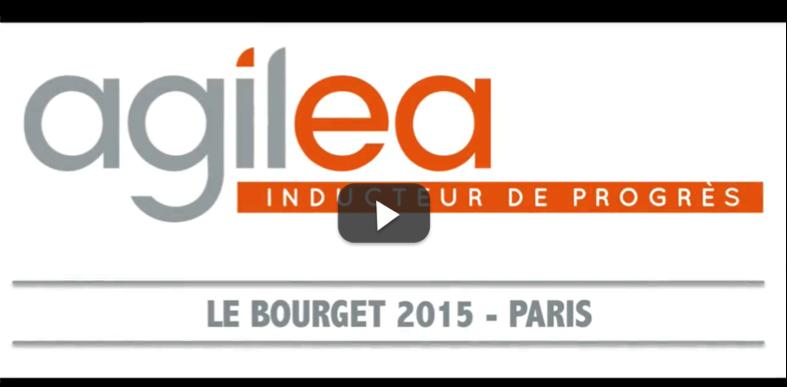 Présentation AGILEA_Bourget 2015