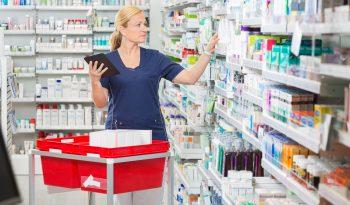 réseau de distribution, pharmacie