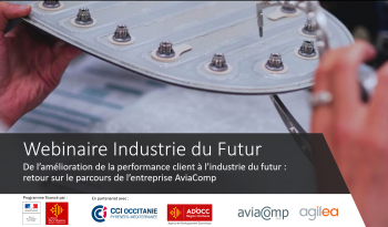 Aviacomp AGILEA Industrie du futur