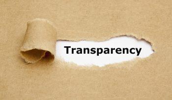 transparence