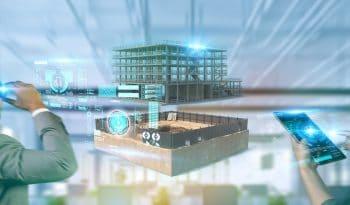 Simulation, investissement, construction, projet