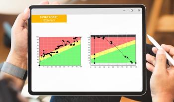 comportements, gestion de projet, fever chart, project management